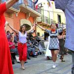 Sardane à Collioure 14 Juillet 2007 - © Tous droits réservés - Crédit photo Lieven SOETE