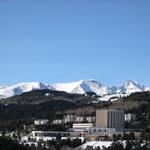 Roc de la Calme, Lycée climatique de Font-Romeu