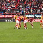 Reds Vs Dragons © Stephen Broadhurst (Broady)