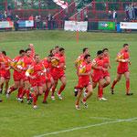 Batley - Dragons Catalans Quart de finale Cup © Tous droits réservés - Crédit photo Mac Evans