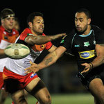 Broncos Vs Dragons © London Broncos RL - Joe Pepler