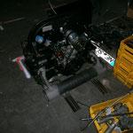 Ausgebauter Motor, das wars mit 1679ccm. Mir steht der Sinn nach mehr :-)