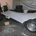 die hintern, also 5,5J sind auch angekommen, Merci an DS für das fixe Versenden. Nun gings also zum Reifenaufziehen, anschließend musste ich noch Schutzgas holen. Für die aufträge, die man nebenher noch abarbeitet....