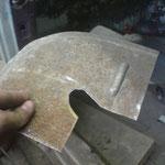 Die verstärkungsecken hab ich auch nachgebaut, um die Originalen zu schonen.
