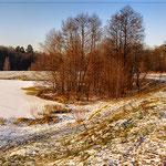 Зима в Измайловском парке 1