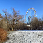 Измайловский парк, март