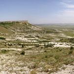 Панорама с Белой скалы