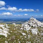 Савин Кук - на вершине (2313м)
