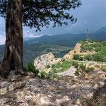 Симеиз, с горы Кошка