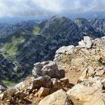 вид с вершины Боботова Кука