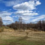 Измайловский парк, у Просянской плотины