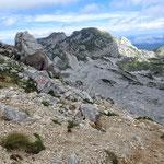 маршрут Боботов Кук -> долина Valoviti Do