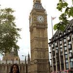 ロンドンツアー ビッグベン