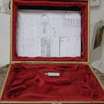 """""""favorites in FAVORITEN"""" - Ausstellungsansicht, muzak"""