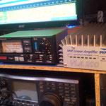 S-meter KW520 - PA RM VLA200