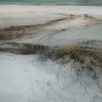 apunte duna - acuarela - 22X27 cm