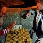 Шахматы на набережной