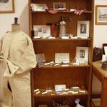 Camisole complète et objets de soin