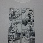 Wie kommen die sinnlosen Sprüche auf's Shirt? By Kami.