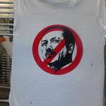 Im Gezi-Park nicht gern gesehen...