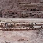 Petra - amfiteatr