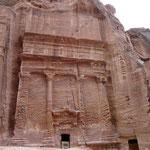 Petra - ruiny miasta Nabatejczyków