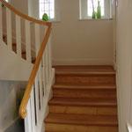 Treppe mit Fenster