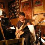 2009年楽や 櫻井理さんのサポートで