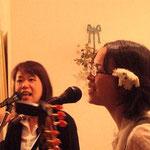 2008年トリオンプ NoisyGirlsのあおいちゃんと熱唱