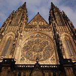 聖ヴィート大聖堂(プラハ城内)