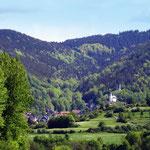 Rauenstein und Burgruine