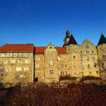 Schloss Bertholdsburg der gefürst. Grafschaft Henneberg, Schleusingen