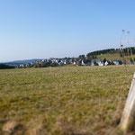 Ehemalige Bergstadt Steinheid am Rennsteig
