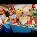DDR Indianer 1980er Jahre, VEB Spielzeugland