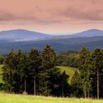Die Gleichberge - Basaltkegel als Zeugen vulkanischer Aktivität