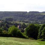 Kilianskirche im 1000jährigen Effelder