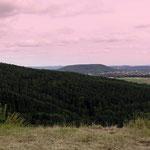 Blick nach Neustadt bei Coburg