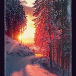 Winter im Schiefergebirge