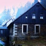 Alte Massemühle in Neumannsgrund am Goldfuss Grümpen