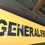 Schutzhütte am Generalsblick
