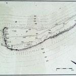 Schautafel mit Lageplan des Ringwalls