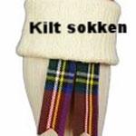 Kilt sokken