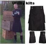 Utility kilts