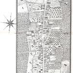 Plan Roschbach aus dem Jahre 1777 (MDCCLXXVII)