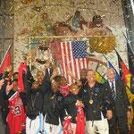 Triomphe américain en 2012