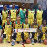 5ème: LA GUADELOUPE (France)