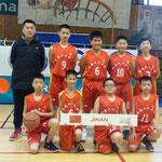 27ème: JINAN (Chine)