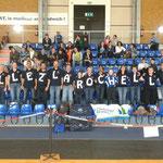 Des supporters de la Rochelle...organisés !
