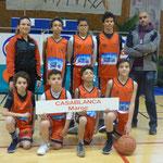 22ème: TIBU CASABLANCA (Maroc)