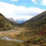 Tal zu Yala Snow Mountain